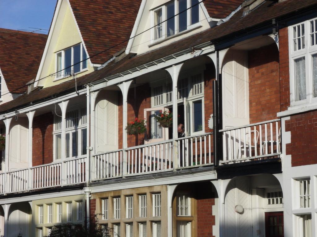 domestic architecture 1700 to 1960 br