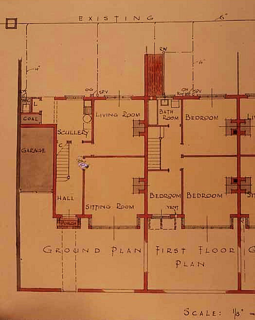 Domestic Architecture 1700 to 1960br – Council House Floor Plans